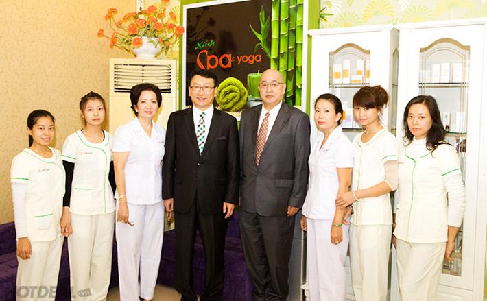 Triệt Lông Công Nghệ DIODE LASER Không Đau Tại Xinh Spa