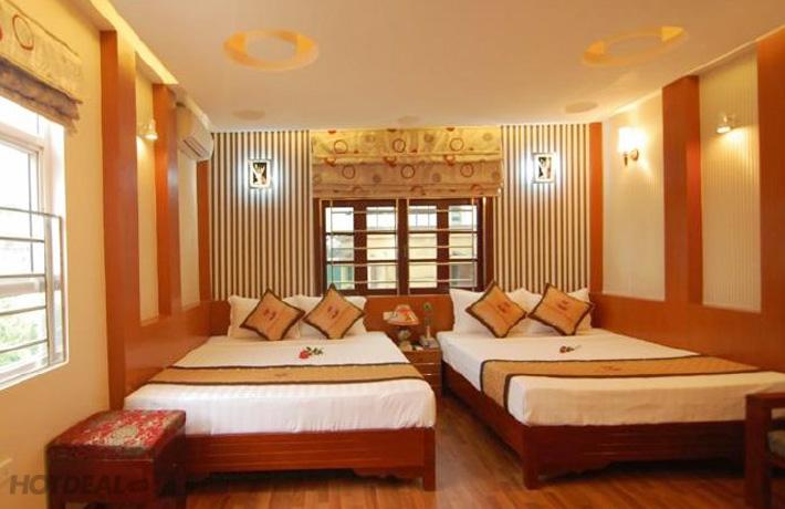 Hanoi Golden Orchid Hotel