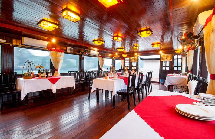 Halong Paragon Cruise