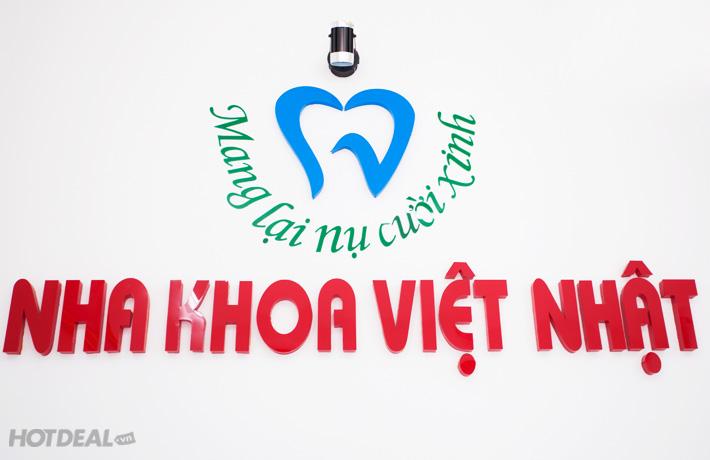 Tẩy Trắng Răng Toàn Hàm Bằng Công Nghệ Laze Hiện Đại Tại Nha Khoa Việt Nhật