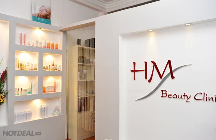 Đặc Trị Mụn, Se Khít Lỗ Chân Lông, Mờ Vết Thâm Sau Mụn-HM Beauty Clinic