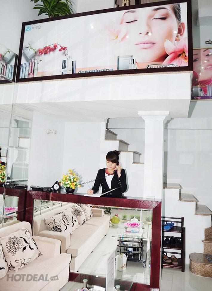 Phun Thêu Lông Mày 3D Công Nghệ Hàn Quốc