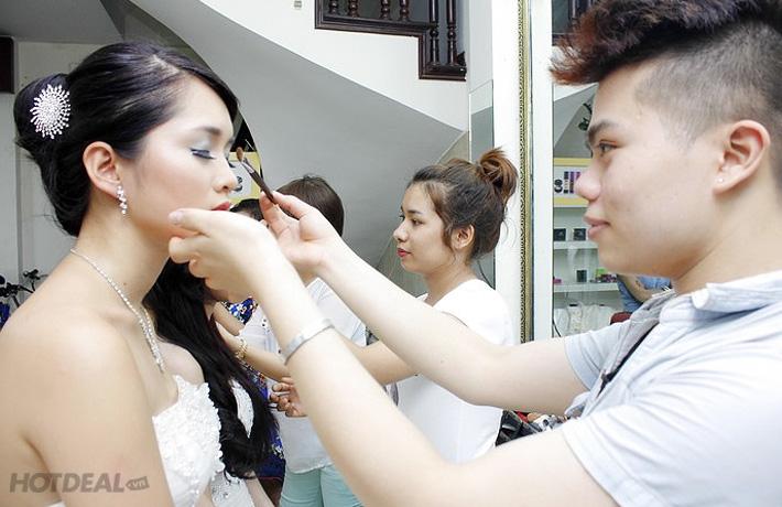 Khóa Học Trang Điểm 9 Buổi Tại Make-up Trung Anh