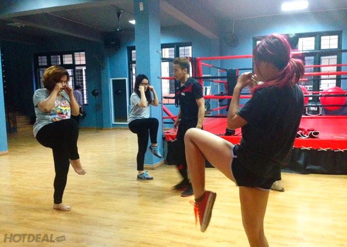 Khóa học Kick Boxing Tại KichFit Việt Nam