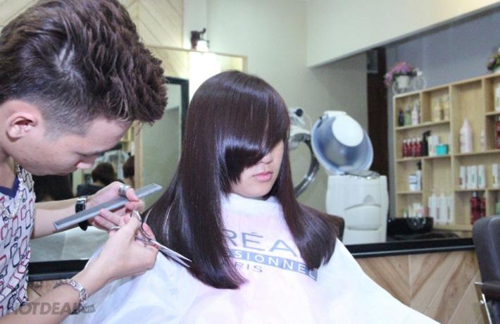 Tóc Đẹp Bồng Bềnh  Với 1 Trong 3 Dịch Vụ Cùng Eparis Beauty & Academy