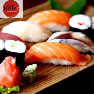 Set Ăn Nhật 1 Người - NH KOTO BBQ SUSHI