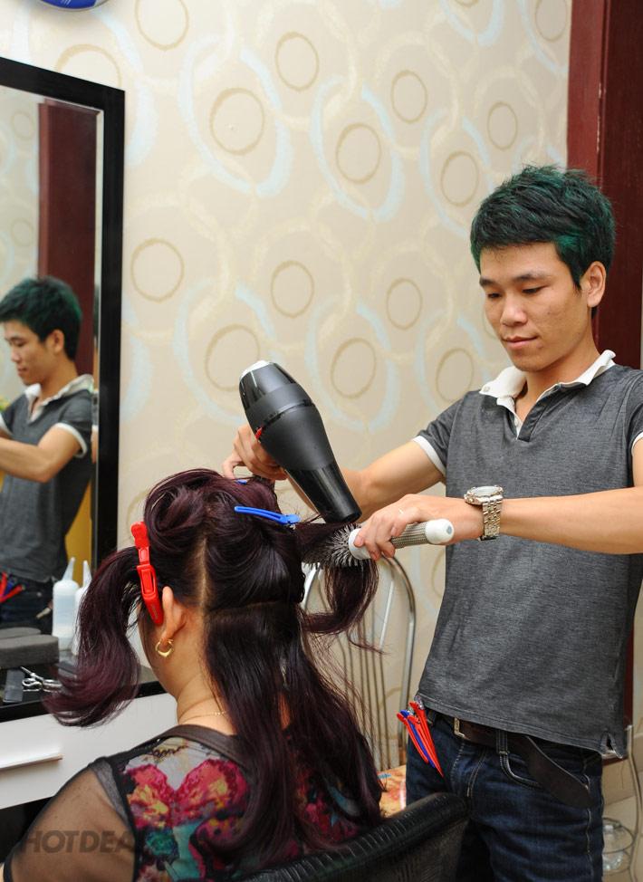Tự Tin Khoe Tóc Đẹp - Làm Tóc Trọn Gói Tại Salon Phương Thảo Lan Anh