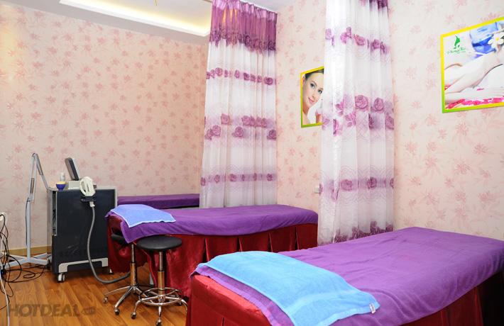 Massage Mặt 60 Phút Tại Spa Phương Thảo.