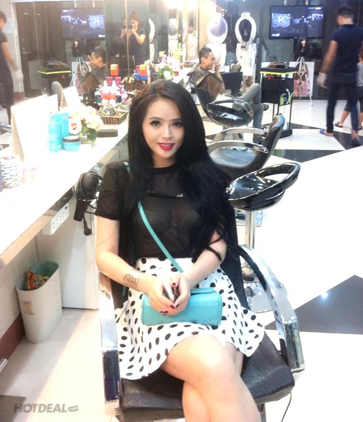 DV Làm Tóc Trọn Gói Tại Salon ANNA LÊ