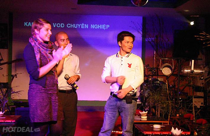 KH Luyện Thanh, Luyện Hát Karaoke Tại Kandy Club.