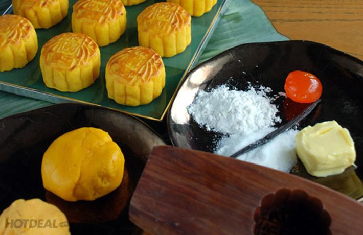 Khóa Học Làm Bánh Trung Thu Tại Cherie House