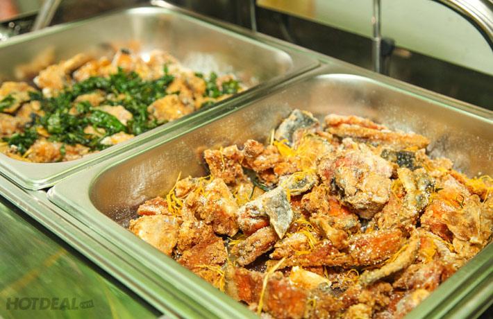 Buffet Nam Sơn - Khai Trương Sảnh Mới - Phong Cách Mới