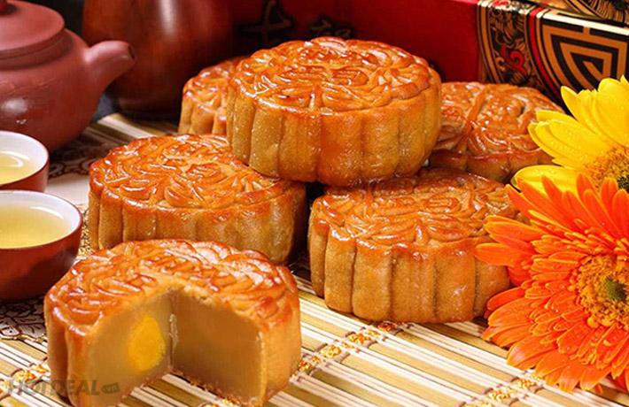 Hộp 6 Bánh Trung Thu Kiss Chip Cao Cấp Loại 170gr