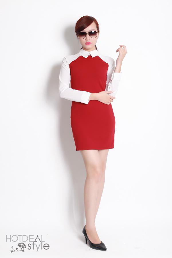 Đầm Form Suông Victoria