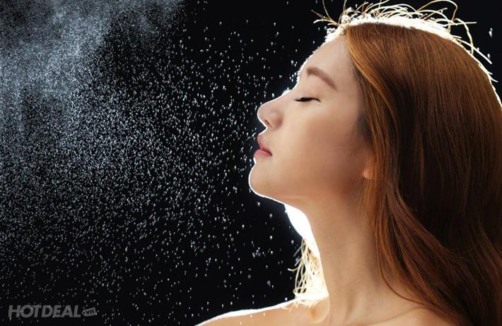 Xịt Khử Mùi Toàn Thân Evoluderm 250ml