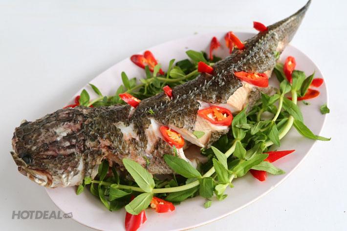 Lẩu Cá Lóc Nấu Măng Chua Tại Ẩm Thực Bốn Mùa – Giao Hàng Tận Nơi