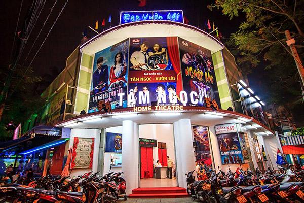 2 Vé Xem Kịch Kinh Dị - Hài - Tình Cảm -Tâm Ngọc Home Theatre