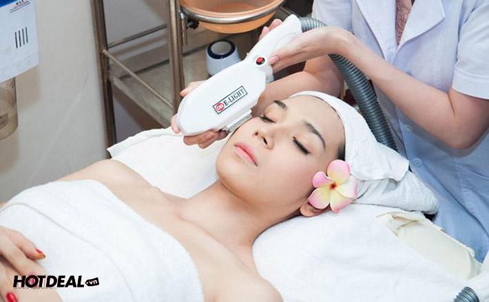 Massage Body, Xông Hơi, Ngâm Chân/ Chăm Sóc Da Mặt Tại Trân Châu Spa