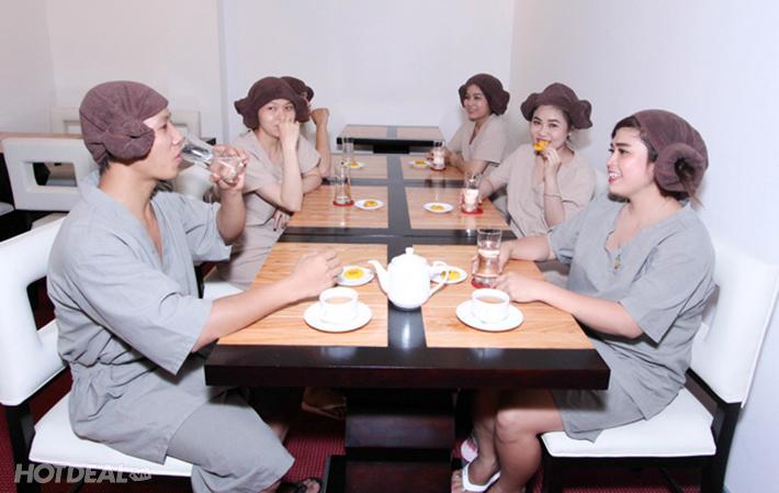 Xông Hơi, Giảm Cân Jjim Jil Bang Hàn Quốc Tại Regal Health Club