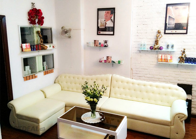 Massage Đá Nóng + Foot + Mặt Nạ Rong Nho Tại Hệ Thống Hương Tre Spa