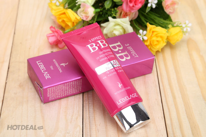 Kem Nền Trang Điểm BB Cream Lebeage 70ml
