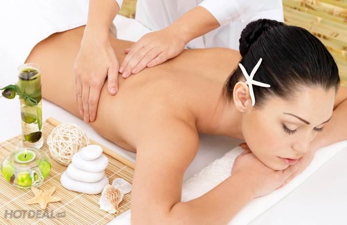 Massage Body 60 Phút Với Tinh Dầu Tự Nhiên Tại Charm Spa