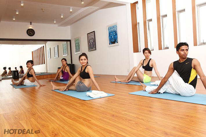 Tuần Tập Luyện Gym–Yoga–Aerobic Theo Tiêu Chuẩn VIP