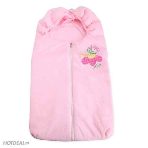 Túi Ngủ Vải Siêu Mềm Cho Bé