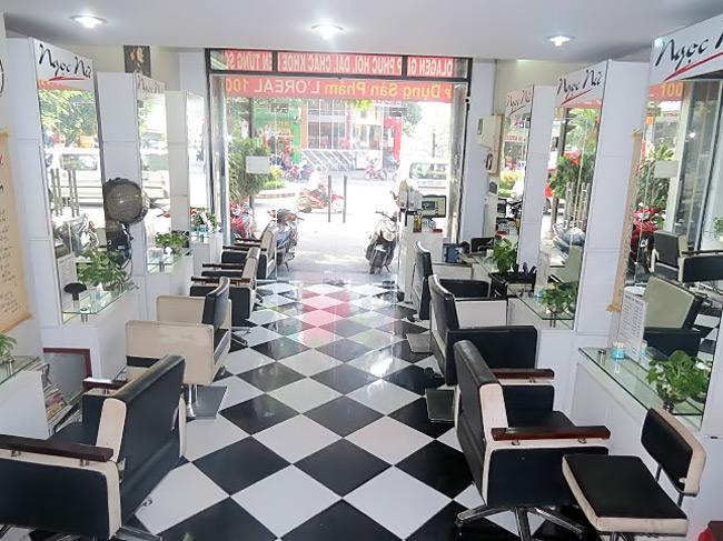 Salon Ngọc Nữ Khai Trương CN7 Tặng 1 Xịt Dưỡng Kanac 250ml+Hấp Dầu L'oreal