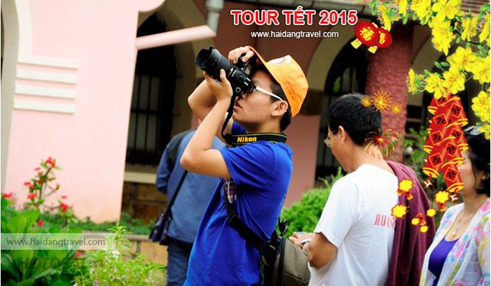 Tết Ất Mùi - Tour Đà Lạt 4N3Đ, Nghỉ Dưỡng Tại Khách Sạn 2 Sao