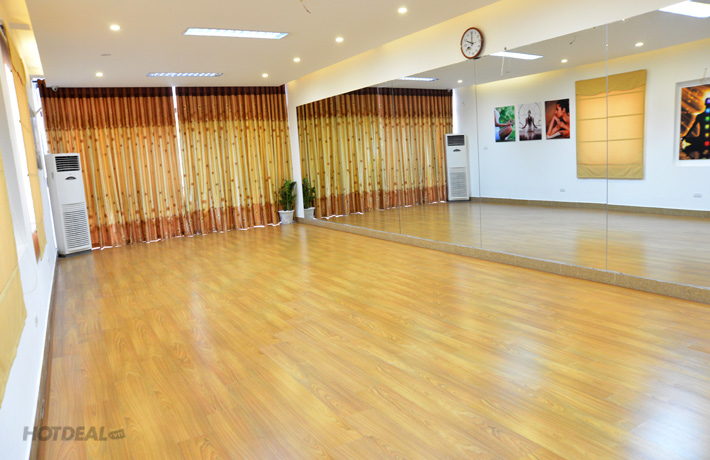 Khóa Học Zumba Sexy Dance, Dance Sport Tại CLB Sun Yoga & Zumba.