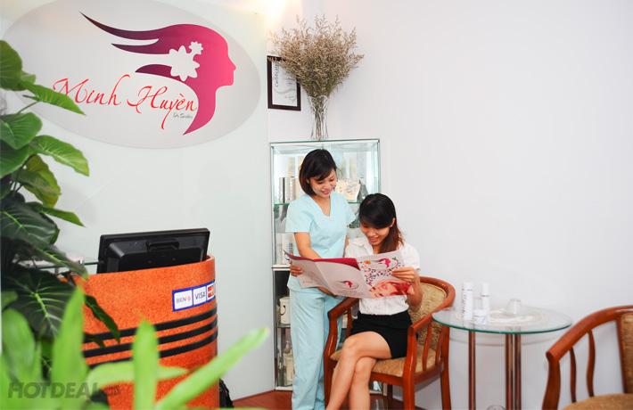Thu Nhỏ Vòng Bụng Cấp Tốc Tại Minh Huyền Spa