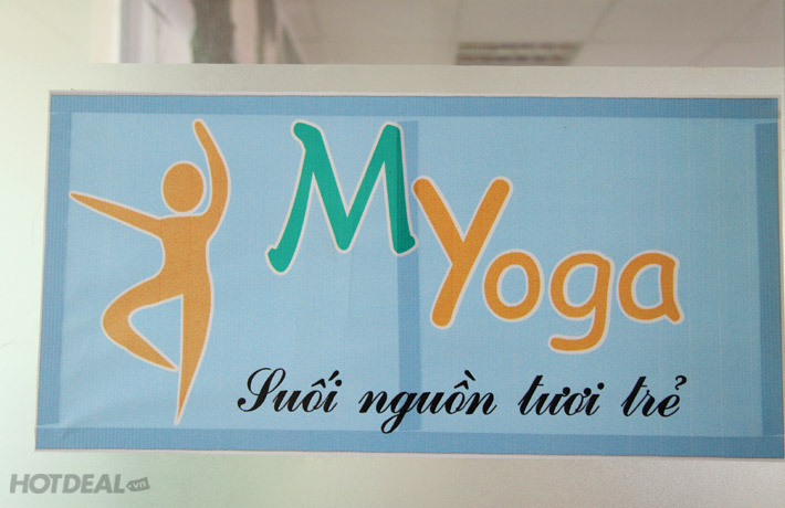 My Yoga- Khóa Học 10 Buổi Với Nhiều Khung Giờ Tập.