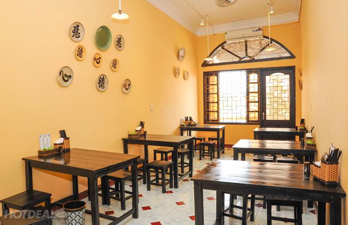 Set Ăn Cho 2 Người Tại Quán Góc Huế.