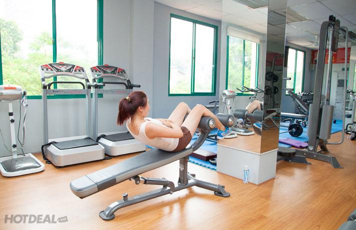 Thẻ Tập 03 Tháng Tập Gym Không Giới Hạn Tại Royal Fitness