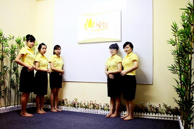 Massge Body Nhật, Massge Foot Làm Sáng Mịn Da Tại Thủy Nguyễn Spa