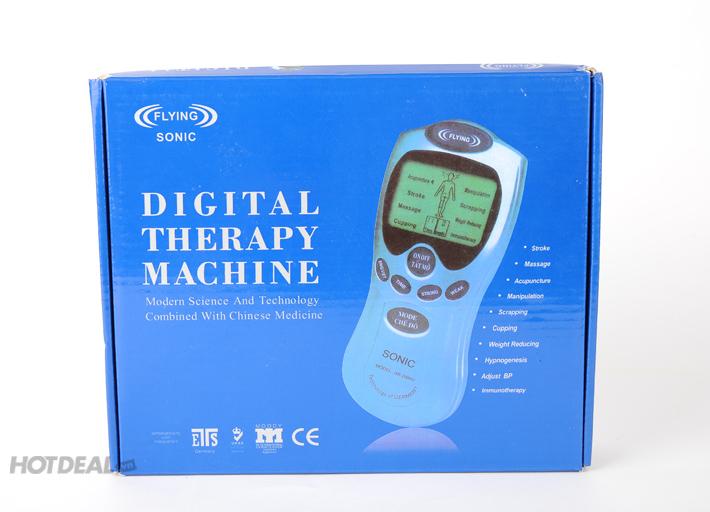 Máy Massage Bấm Huyệt Sonic Có Sách HDSD Tiếng Việt
