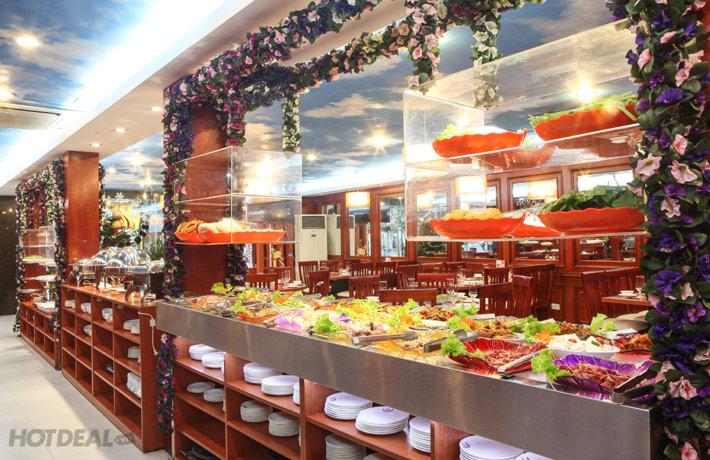 Buffet Lẩu_Nướng Hải Sản BBQ Garden _163 Phố Huế