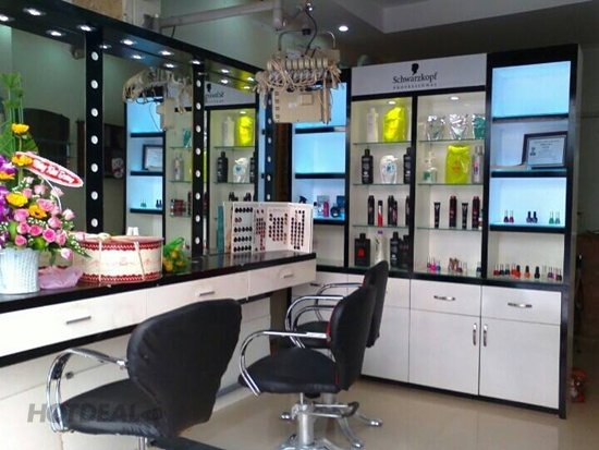Salon Tóc Đẹp Quận Gò Vấp Tóc Xinh