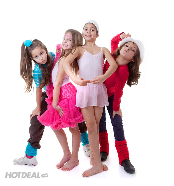 Khóa Học Dance Sport Cho Trẻ Em Tại Câu Lạc Bộ Sun Yoga & Zumba
