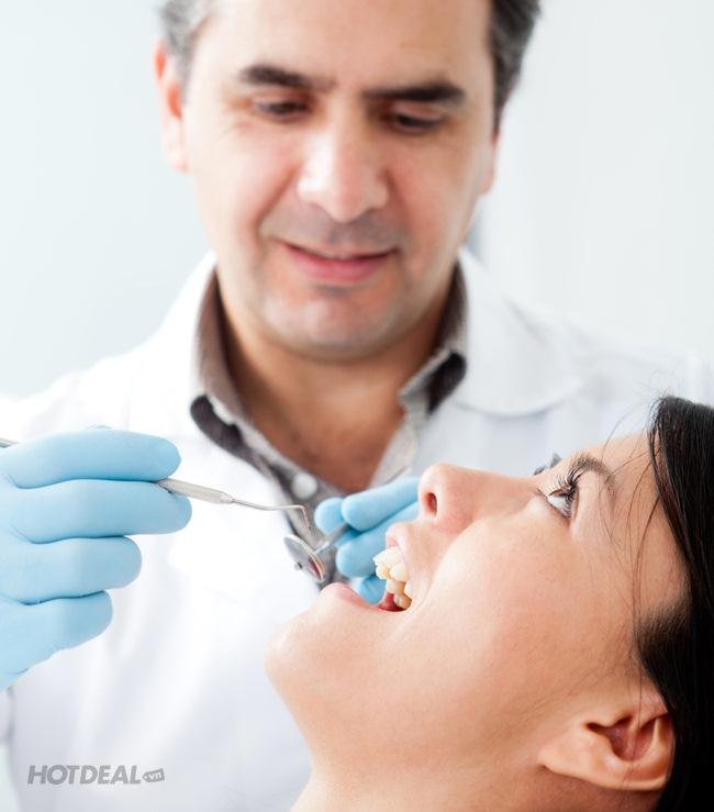 Trồng Răng Sứ Titan Đức – Tối Đa Đến 05 Voucher Tại Nha Khoa Việt Mỹ