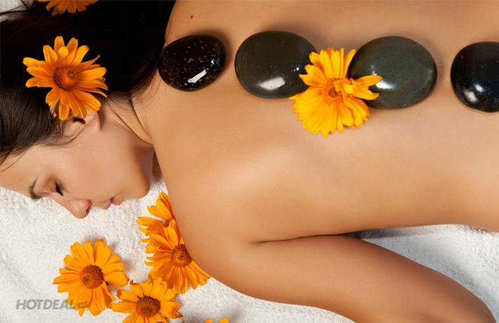 Trọn Gói 3 Dịch Vụ: Massage Body, Massage Food, Đắp Mặt Nạ Rong Nho