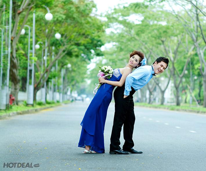 Dịch Vụ Chụp Hình Thử Làm Cô Dâu Tại Quý Nguyễn Studio
