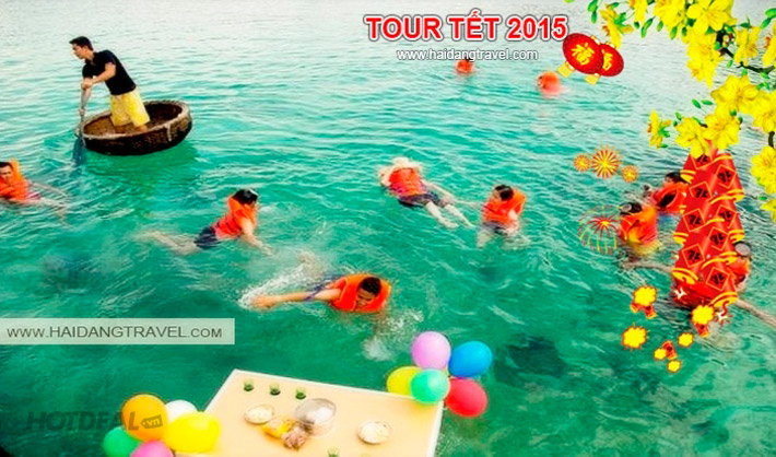 Tour Tết Ất Mùi –Bình Ba, Bình Hưng, Bình Tiên 3N3Đ Khách Sạn 3 Sao