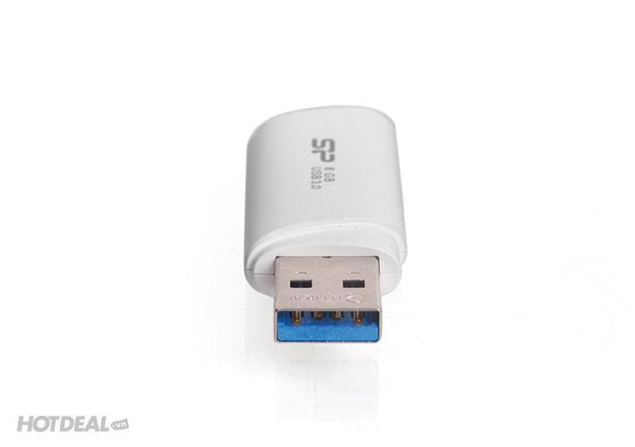 USB Silicon Power USB 3.0 Blaze B06 8GB Chống Thấm – BH 5 Năm
