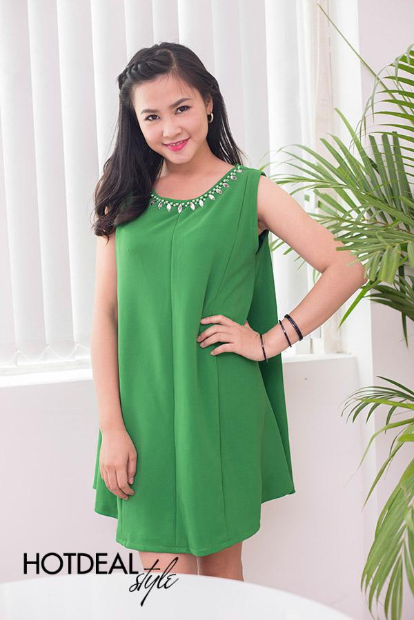 Đầm Oversize Phong Cách