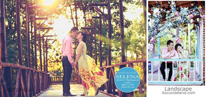 Tưng Bừng Đón Noel Với Gói Chụp Ảnh Dã Ngoại Tại Selena Studio