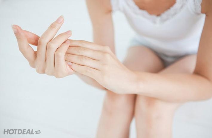 Hand Repair - Kem Phục Hồi Da Tay Stanhome C4728 15ml