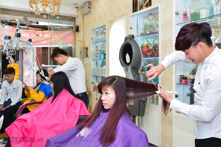Tóc Đẹp Trọn Gói Cùng Trường Sài Gòn