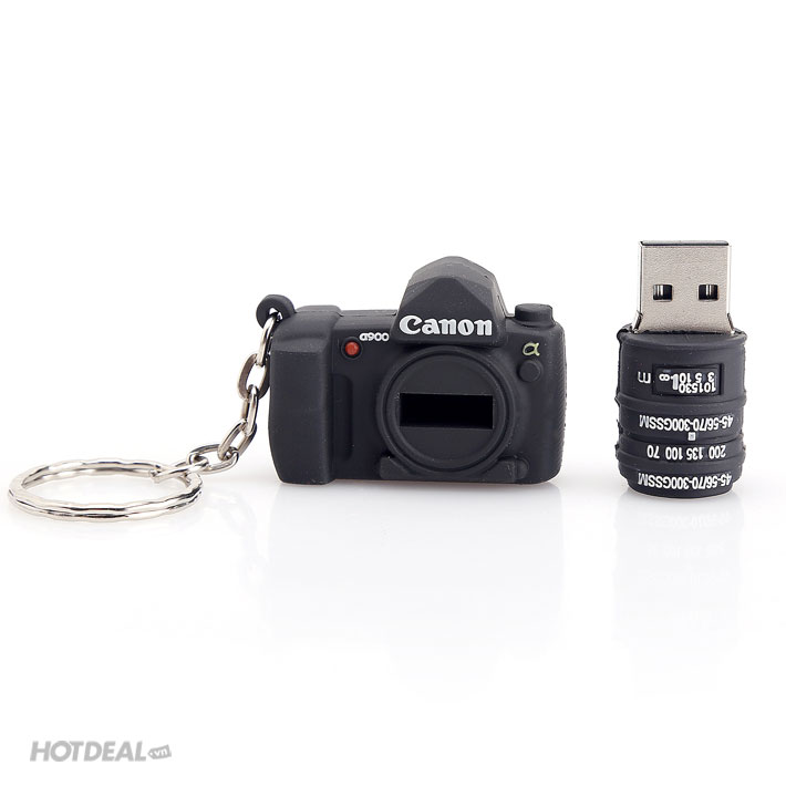 """USB 8GB Hình Máy Chụp Ảnh Cực """"Độc"""""""